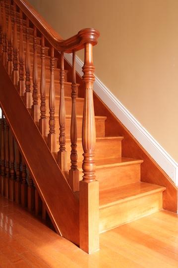 Transcend Custom Stairway